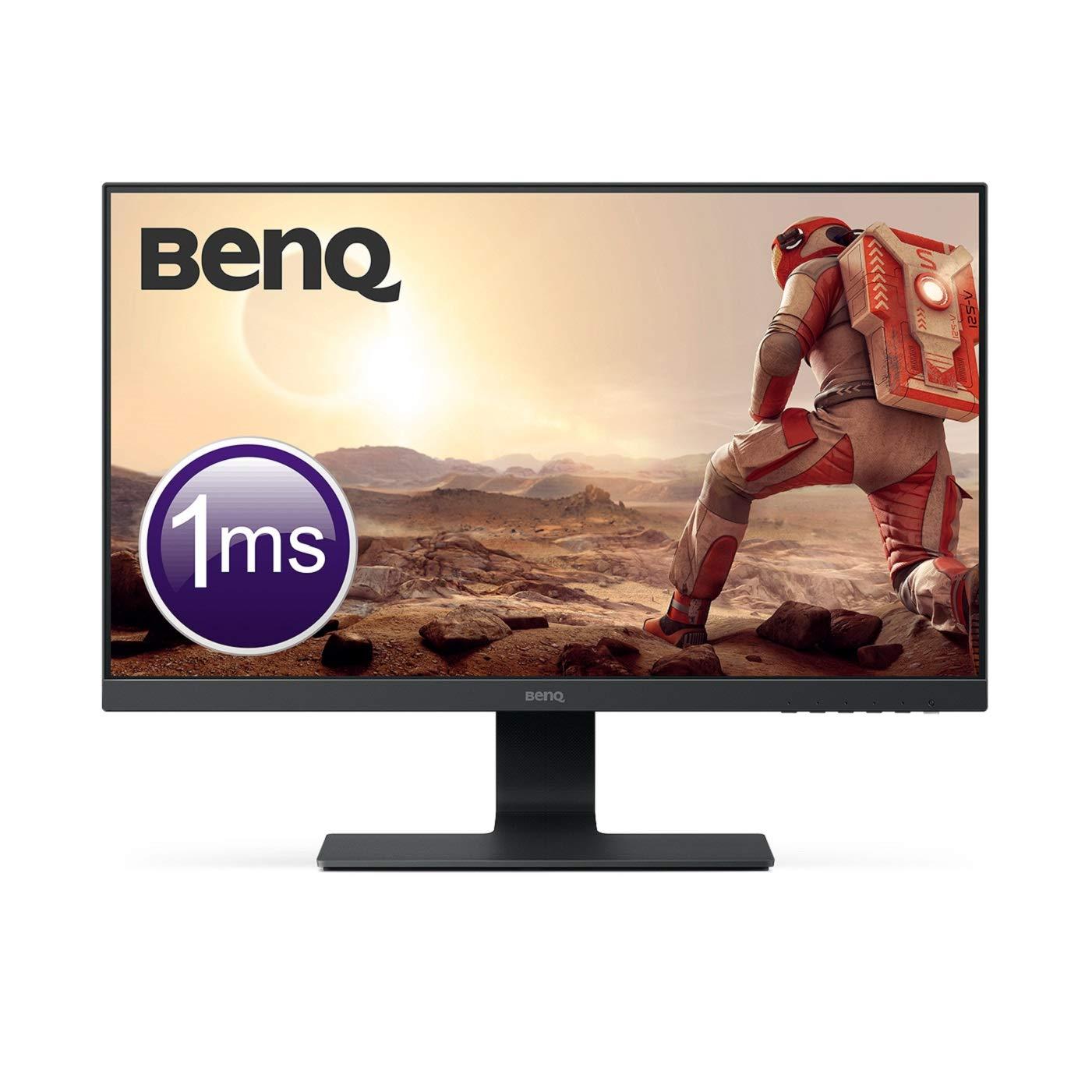BenQ GL2580HM 24.5 Inch FHD 1080p 1ms Eye care LED Gaming Monitor, HDMI, Speaker , Black £95.99 @ Amazon