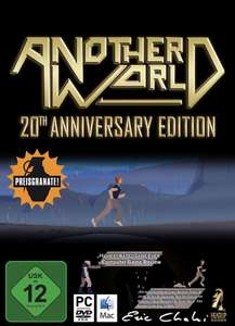 Another World - 20th Anniversary Edition (Xbox one) £1.91 @ Microsoft store