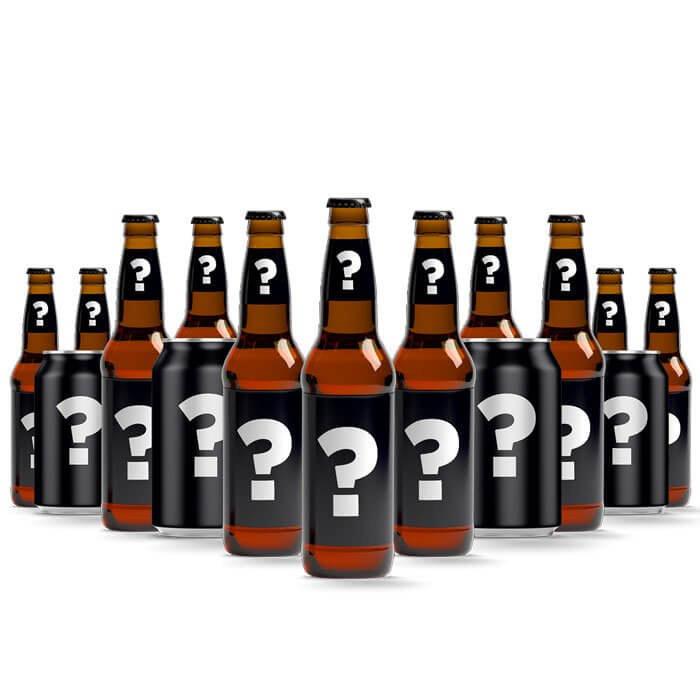 Mystery Beer Box BOGOF - 30 Beers for £30 + £4.99 Postage @ Beerhawk