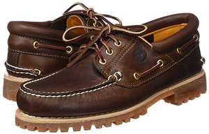 Timberland Men's Authentics 3 Eye Classic Boat Shoes £102.80 @ Amazon