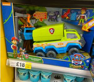 Paw Patrol Paw Terrain Vehicle £18 instore @ Tesco (Dundee)