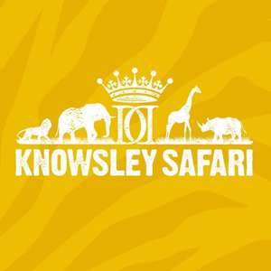 Knowsley Safari Park - Free entry for Foot Safari until Valentine's Day