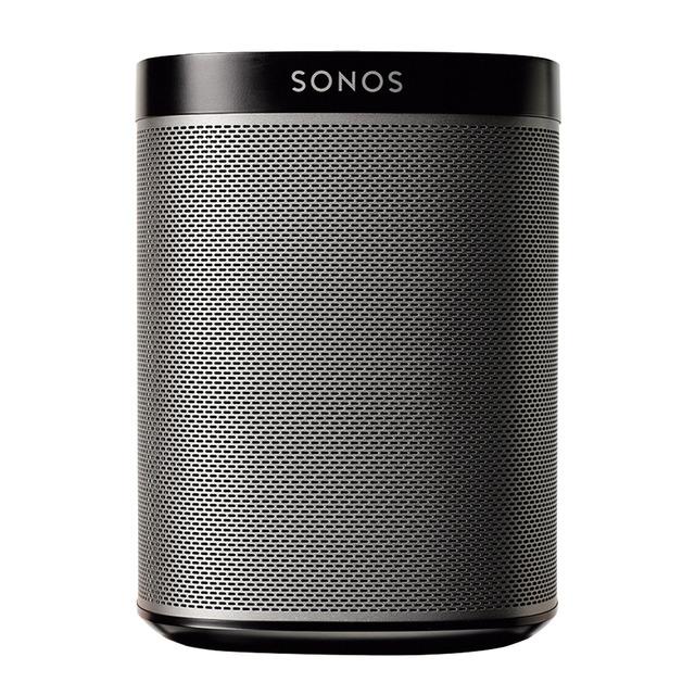 Sonos PLAY 1 Smart Wireless Speaker - Black delivered £91.76 (€109.45) @ El corte Ingles