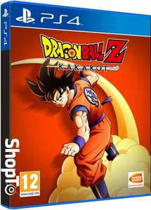 Dragon Ball Z: Kakarot + Sub Quest and Training and 1 Cooking Item DLC £42.85 @ ShopTo