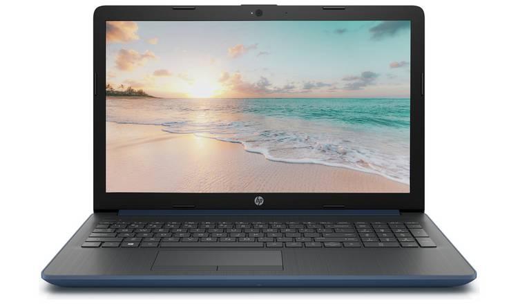 HP 15.6in Ryzen 3 4GB 1TB FHD Laptop - Blue £279.99 FREE C&C @ Argos
