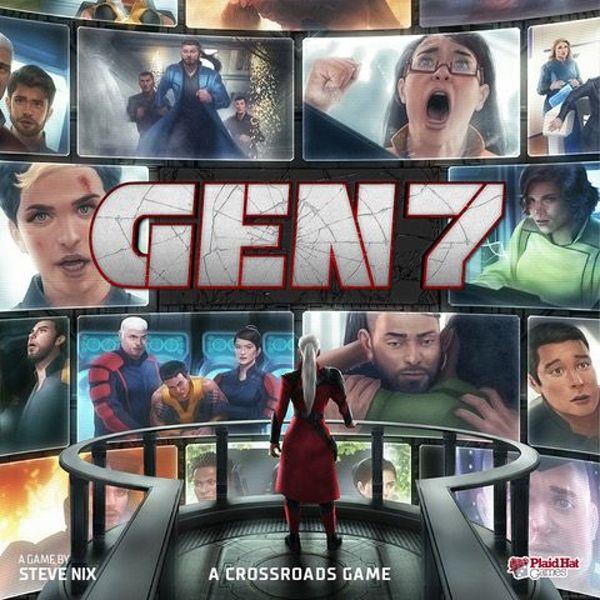 Gen7: A Crossroads Board Game £24.99 @ 365 Games