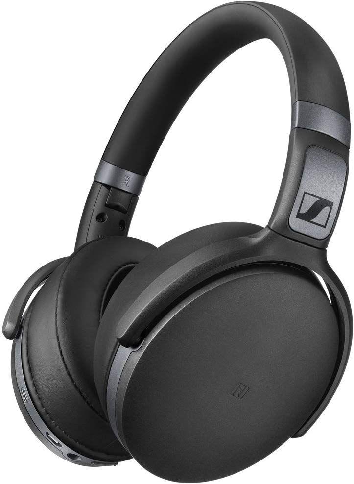 Sennheiser HD 4.40 BT Over-Ear Wireless Bluetooth Headphones Black - £58.05 @ Amazon Spain