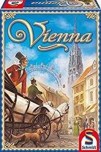 Schmidt Vienna Board Game £9.10 (+4.49 Non-prime) sold by docsmagic and fulfilled by Amazon