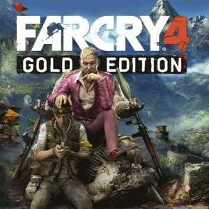 Ps4 Far cry 4 gold edition £12.99 PSN