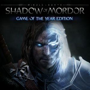 Ps4 Shadow of mordor GOTY edition £9.99 PSN