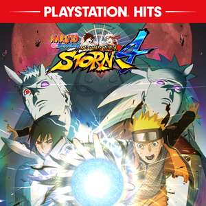 NARUTO SHIPPUDEN: Ultimate Ninja STORM 4 (PS4) £4.99 (plus all other entries see description) @ playstation store