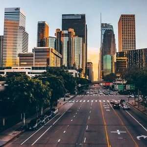 Direct Air New Zealand return flight from London to Los Angeles £303 (August departures / Including checked baggage) @ Skyscanner / TravelUp