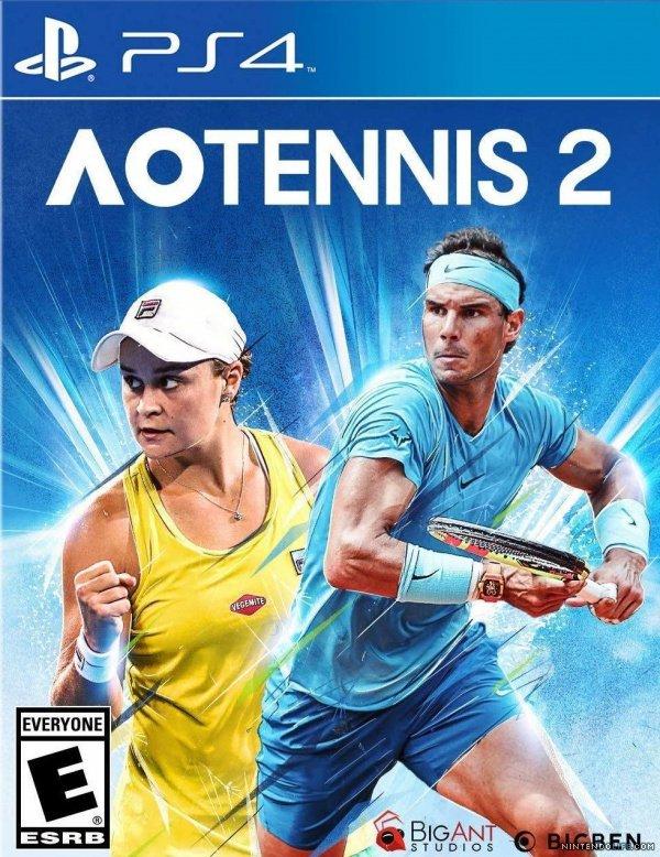 AO Tennis 2 PS4 - £35.85 delivered @ Base.com