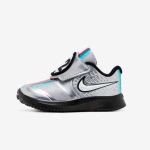 Nike Star Runner 2 Auto Baby and Toddler Shoes £13.18 delivered with code @ Nike
