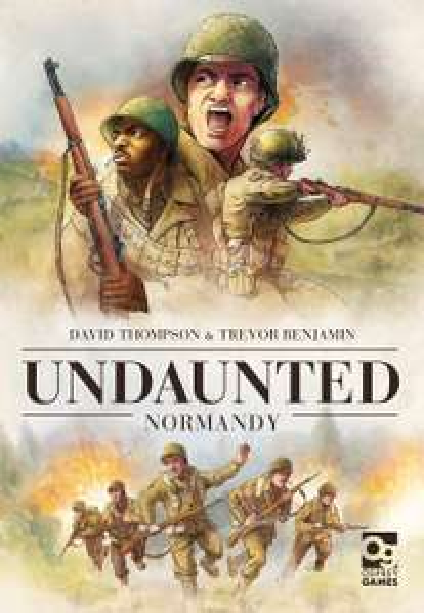 Undaunted: Normandy Board Game £19.21 (Prime) / £23.70 (non Prime) at Amazon
