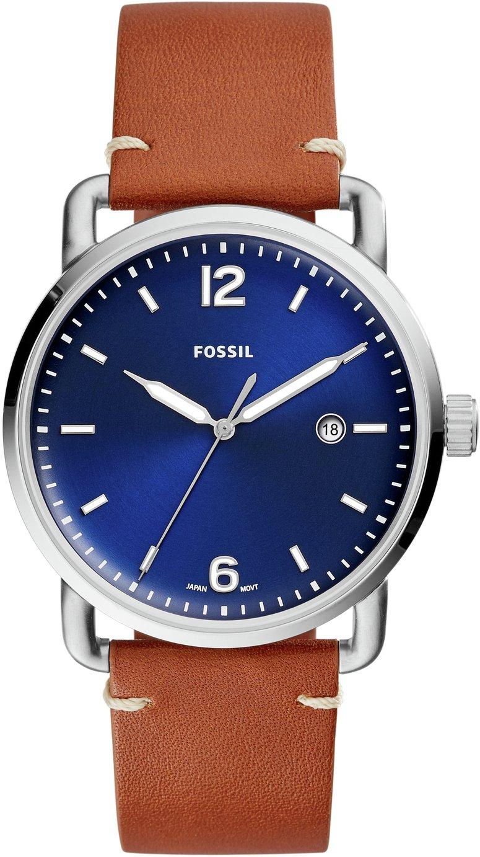 Fossil Men's Commuter Brown Leather Strap Watch FS5325 - £39.99 @ Argos