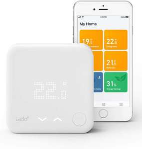 tado° Smart Thermostat Starter Kit V3+ reduced to £99.99 at Amazon