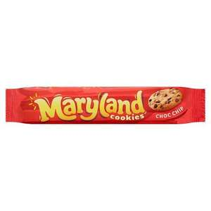 Maryland Cookies 136g - 39p in-store @ Heron Foods Bury