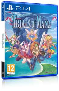 Trials of Mana inc Rabite Adornment DLC (PS4) £30.95 / (Switch) £35.95 Delivered (Preorder) @ The Game Collection