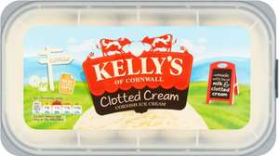 Kelly's Clotted Cream Ice Cream 1 Litre £1.99 @ Lidl