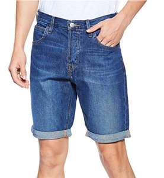 Lee Men's Denim Short, £13.50 at Amazon (+£4.49 non prime)
