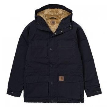 Carhartt Wip Mentley Jacket Dark Navy £136 @ Resurrection Online