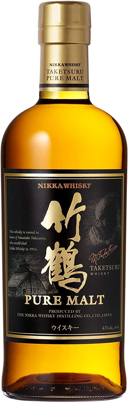 Nikka Taketsuru Pure Malt Japanese Whisky - £54.99 @ Amazon