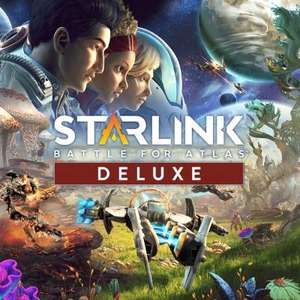 [PS4] Starlink: Battle for Atlas DELUXE EDITION Inc Base Game, 5 Ships, 9 Pilots & 15 Weapons - £12.99 @ PlayStation Store