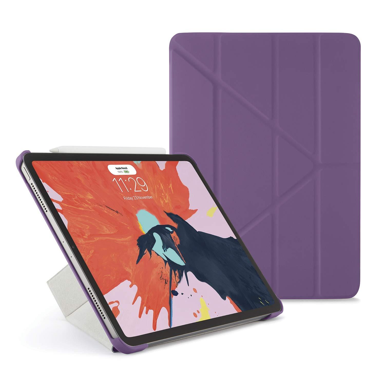 "Pipetto Origami iPad Case Pro 11"" (2018) with 5 in 1 stand & auto sleep/wake function Purple £11.36 @ Amazon (+£4.49 Non-prime)"