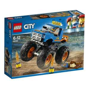 LEGO City Monster Truck 60180 £6.50 at Sainsbury's Hayes