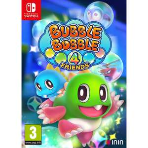 Bubble Bobble 4 Friends (Nintendo Switch) £27.95 @ TheGameCollection