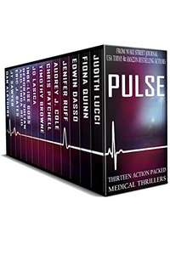 Pulse: Thirteen Medical Thrillers - Kindle - Free @Amazon
