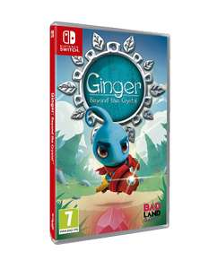 Ginger Beyond the Crystal (Nintendo Switch) £18.86 @ Amazon (+£2.99 Non-prime)