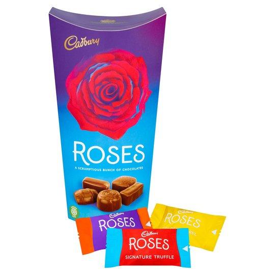 Cadbury's Roses 290g £1 @ Wickes (Wallington)