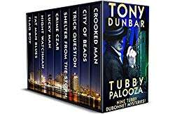 Tubbypalooza: Nine Tubby Dubonnet Mysteries by Tony Dunbar - Kindle - Free @Amazon
