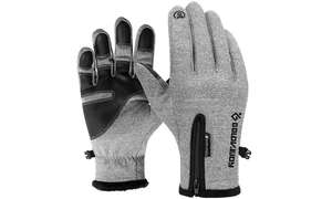 Unisex touch screen gloves V2 £7.38 / 2 pairs for £12.74 delivered @ Groupon