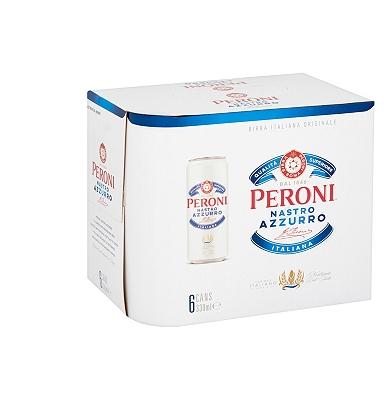 6 x Peroni 330ml £3.99 @ B&M (Manchester)