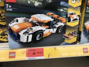 Small LEGO Creator sets on clearance at Sainsbury's Hayes for £8