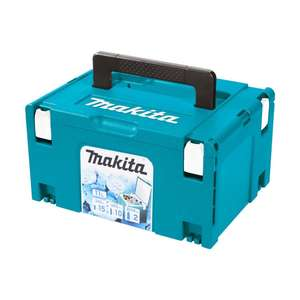 MAKITA 198254-2 MAKPAC CONNECTOR COOL BOX CASE TYPE 3 11L £40.95 @ Power Tool World
