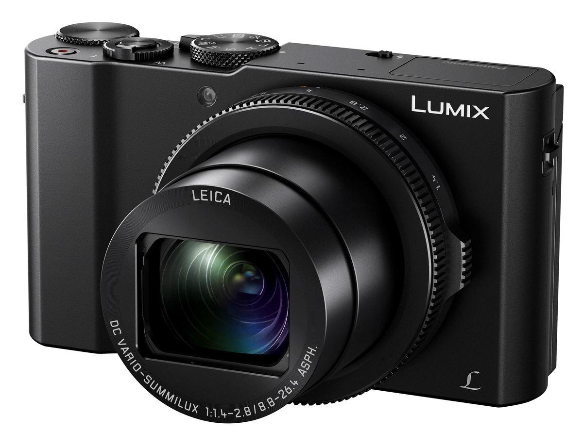 LUMIX DMC-LX15EB-K Small Digital Camera with 24-72mm LEICA DC Lens - Black £298.97 @ Amazon