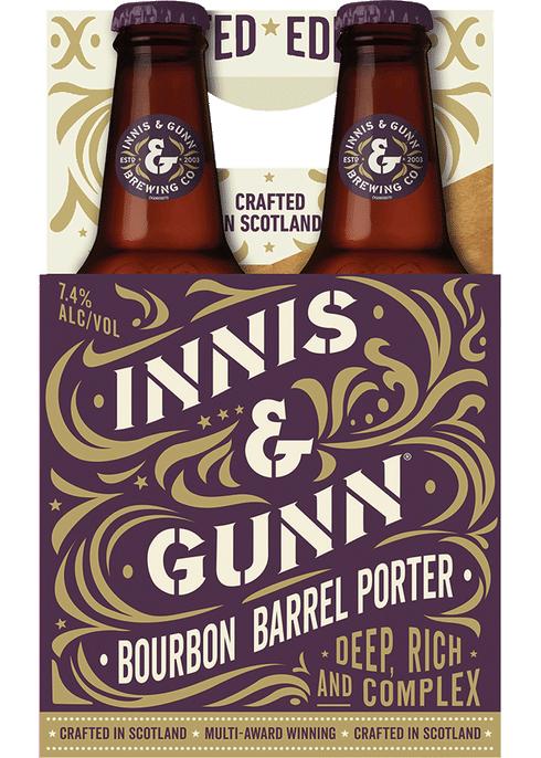 innis gunn bourbon barrel porter 4 pack £3.99 @ B&M Stoke-on-Trent