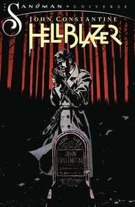 John Constantine: Hellblazer #1 (Signed Edition by author Si Spurrier ) Sandman Universe - £3.99 (£1.00 delivery) @ Forbidden Planet