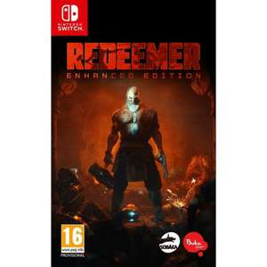 Redeemer Enhanced Edition - Nintendo Switch £14.95 - The Game Collection