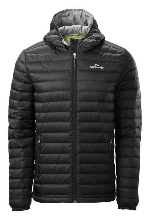 Kathmandu hooded lightweight down jacket men's £49.99 delivered