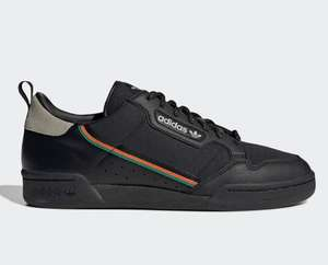 Adidas Continental 80 trainers now £31.95 sizes 3.5 up to 9 @ Adidas Free C&C or £3.99 p&p