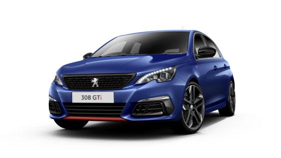 Peugeot 308 1.6 PureTech 260 GTi 5 door £21,991 @ Evans Halshaw