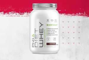 PHD Diet Whey Protein 500g free just pay delivery (£4.99)