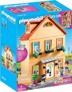 PLAYMOBIL City Life 70014 My Townhouse, For Children Ages 4+ £28.22 @ Amazon