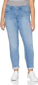 Levi's Plus Size Skinny Jeans from £14.30 prime / £18.79 non prime at Amazon