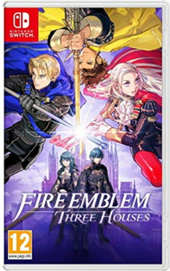 Fire Emblem Three Houses (Nintendo Switch) £39.85 @ Base